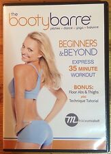 The Booty Barre: Beginners & Beyond (DVD)