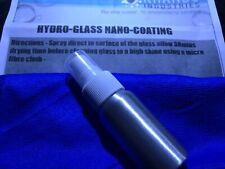 HYDRO GLASS Nano-coating - 30ml = 5 sqm - windscreen winter protection - spray