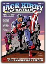 Jack Kirby Quarterly #15 (68 page special)