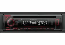 Kenwood Autoradio Bluetooth Android 1 DIN Sintolettore CD / Mp3  KDC-BT520U