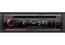 Kenwood Autoradio Bluetooth Android 1 DIN Sintolettore CD / Mp3  KDC-BT520U