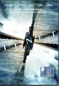 TENET DVD fantascienza