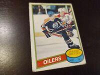1980 O-Pee-Chee #250 Wayne Gretzky Oilers Hockey Card Rookie
