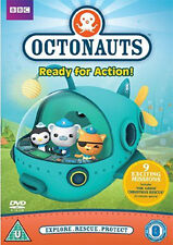 DVD:OCTONAUTS - THE COLLECTION - NEW Region 2 UK