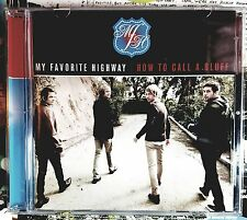 How To Call A Bluff by My Favorite Highway_PROMO CD [Virgin 2009]