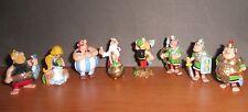 Lotto Stock 8 Sorpresine ASTERIX Kinder Minifigures Obelix Panoramix Falbala ecc