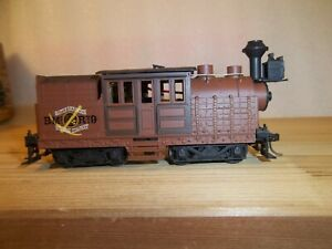 Ho scale locomotive Roundhouse Climax