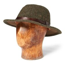 RRL Ralph Lauren Japanese Wool Blend Fishing Hat-MEN- L / XL