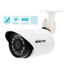 KKMOON S596 700TVL Bullet Waterproof CCTV Surveillance Security Camera 3.6mm Len