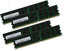 4x 4gb 16gb ECC RAM MEMORIA HP ProLiant bl25p g2 667 MHZ REGISTERED