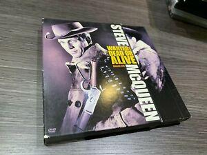Steve Mcqueen DVD Wanted Dead or Alive Season One Zone 1