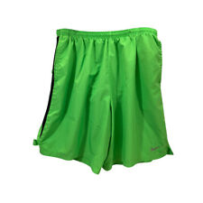 "Nike Challenger 9"" Men's Running Shorts w/Liner (644248) Green 2XL"