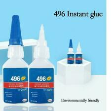 406/416/496/495 Instant Adhesive Bottle Stärkerer Superkleber Mehrzweck NEU F1K9