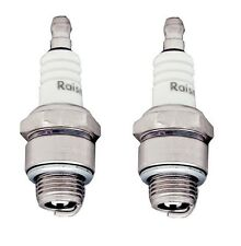 *New* 2 PC Spark Plug  - Replaces Champion RJ19LM J19LM  861 NGK B2LM & others