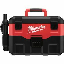 Milwaukee 18V Cordless Wet/Dry Vacuum, Model# 0880-20