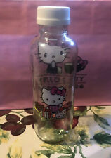 New Hello Kitty Grand Cafe Exclusive Glass Bottle Irvine