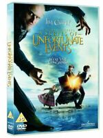 Lemony Snicket's: A Series Of Unfortunate Events DVD (2005) Jim Carrey, Billy Co