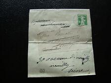 SUISSE - pli entier 1909 (cy27) switzerland