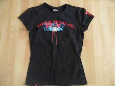 VERY BERRYOUS schönes Shirt Geisha Druck Gr. L NEUw.( ZC 414)
