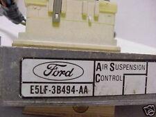 LINCOLN MARK VII 87-89 AIR SUSPENSION ECU ELECTRONIC CONTROL UNIT # E5LF3B494AA