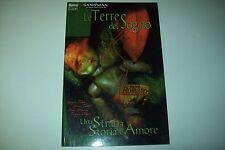 SANDMAN PRESENTA:LE TERRE DEL SOGNO-UNA STRANA STORIA D'AMORE-MAGIC PRESS 2001