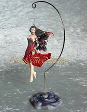 "Nene Thomas ""Flamenco"" Fairy Figurine Ornament Retired 2006"