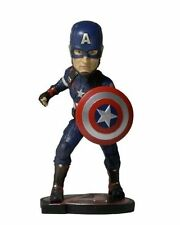 NECA 18 Cm Marvel Avengers Age of Ultron Captain America Extreme Head Knocker