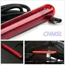 24 LED Car Rear Windshield CHMSL High Mount Third 3RD Brake Stop Tail Light Lamp