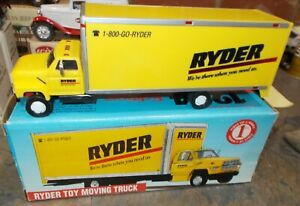 Ryder Toy 1994  Moving Truck