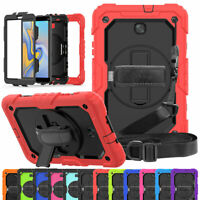"For Samsung Galaxy Tab A 10.1"" T580 T585 Tablet Hard Shockproof Stand Case Cover"