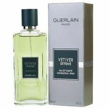 Guerlain Vetiver Extreme for Men Eau de Toilette Spray 3.4 oz
