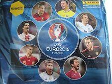 UEFA   EURO 2016 Panini FIFA Adrenalyn XL cards Starter Pack Binder 6 packs 3 LE