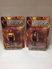 WWE WWf Figuires Hulk Hogan,smackdown Raw Wrestlefury