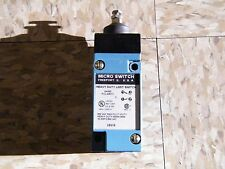 HONEYWELL MICRO SWITCH LSV1A Heavy Duty Limit Switch, Top Actuator