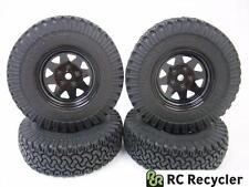 RC4WD 5 Lug 1.9 Stamped Steel Beadlock Wheels Dirt Grabber Tires Z-W0129 Z-T0051