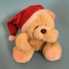 Vintage Forever Friends Christmas Teddy Bear Mini Plush Soft Toy Doll 1990s