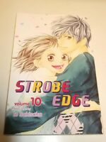 Strobe Edge: Vol 10 by Io Sakisaka (Paperback, 2014) 9781421564487