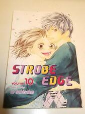 Strobe Edge: Vol 10 by Io Sakisaka (Paperback, 2014) 9781421564487