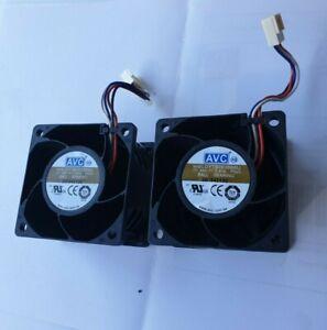AVC DYTB0638B8U 48V 0.41A FAN 2/PCS (IN11S3)(IN26S3)