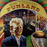"12"" LP - Bram Tchaikovsky - Funland - k3687 - washed & cleaned"