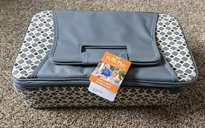Picnic Plus Entertainer Insulated Picnic Basket Hot/Cold Food Carrier PSM-721