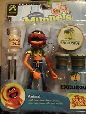 Muppets Palisades Series 8 Animal & Drum Figure Exclusive Limited Edition 2004
