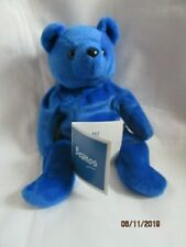 VINTAGE AVON BEANOS BLUEBERRY BEAR - MINT CONDITION