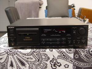 Sony TC-K790ES ESPRIT Tapedeck / Kassettendeck