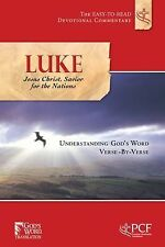 Luke: Jesus Christ, Savior for the Nations (Easy-To-Read Commentary)