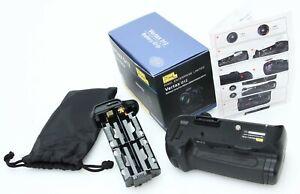 Vertax D12 Battery Grip For NK D800/D800E/D810 new in box 391941
