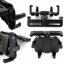 In-Car Tablet Headrest Mount with Adjustable Arms for the Huawei MediaPad T1 8.0