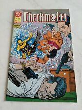 Checkmate #2 May 1988 DC Comics