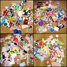 Skateboard Snowboard Decal Sticker Lot Random Burton Oakley Neff Spy 15 Pack!!!!