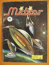 Météor. Echec & Mat à la Terre. N° 197 du 06/1975. Collection Cosmos